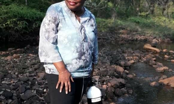 Covid-19 pandemic extends a Limpopo woman's already long wait for a lung transplant