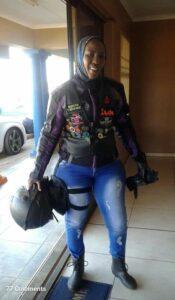 Belinda Sikwane Bikers Lives Matter Limpopo