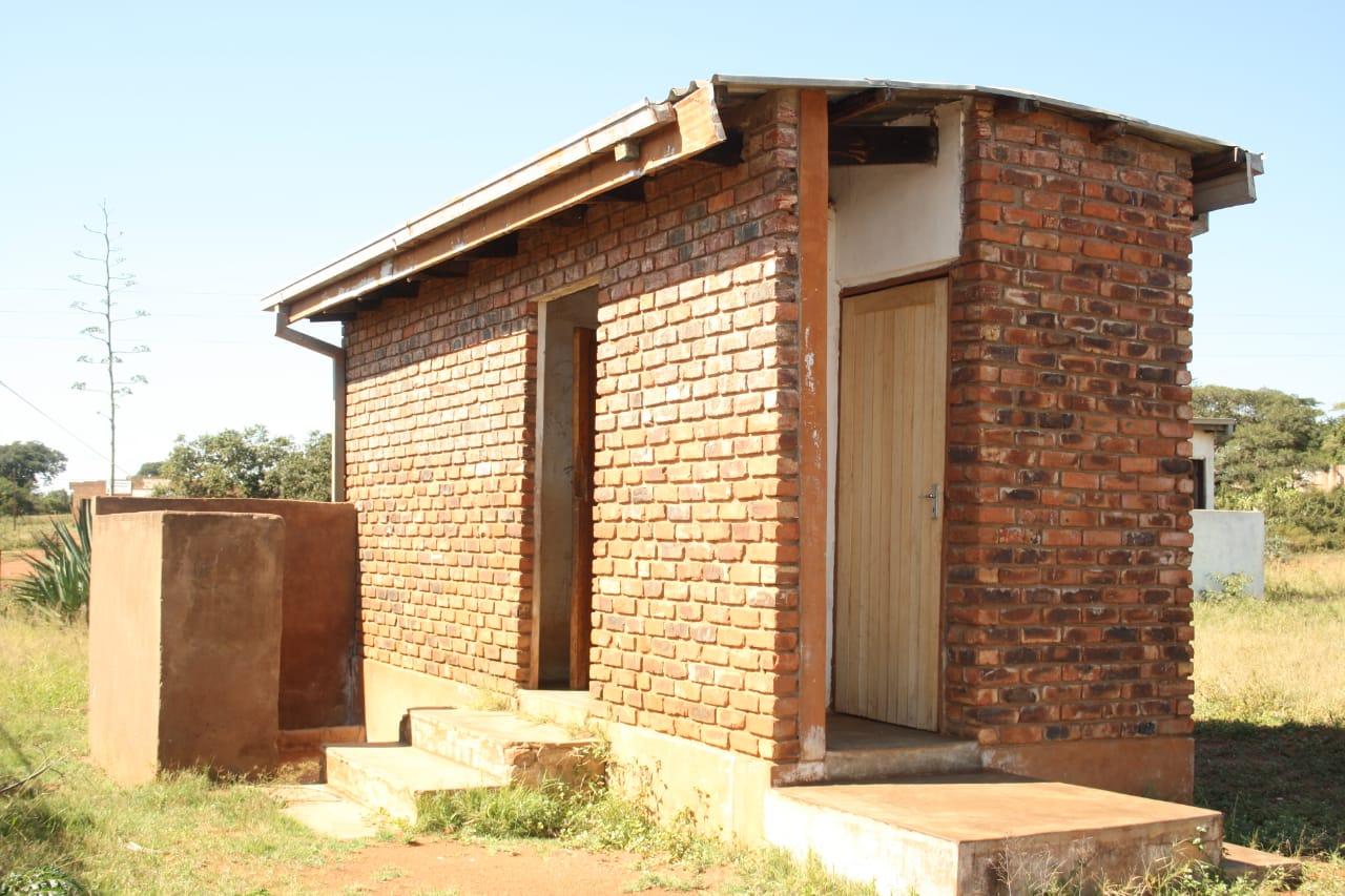 Mabila school toilets disgrace