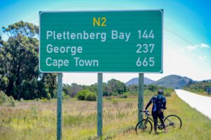 Cycling against #GBV