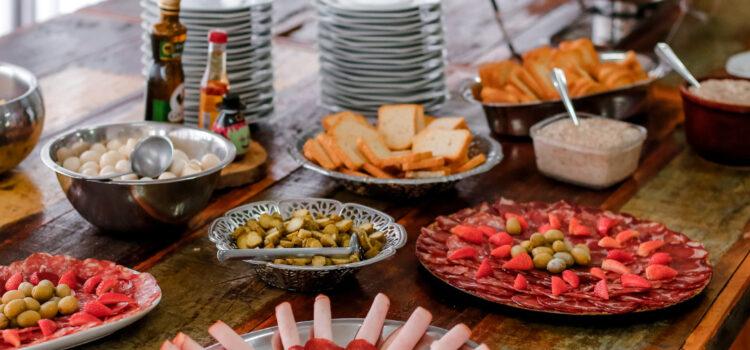 5 Healthy Holiday Eating Tips