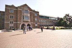 University of Washington entrance