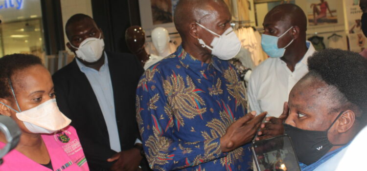 Health Minister shaken by state of preparedness in Limpopo on eve of vaccine rollout