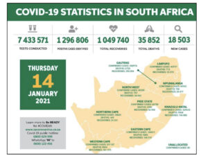 Map of covid-19 infections and deaths by province