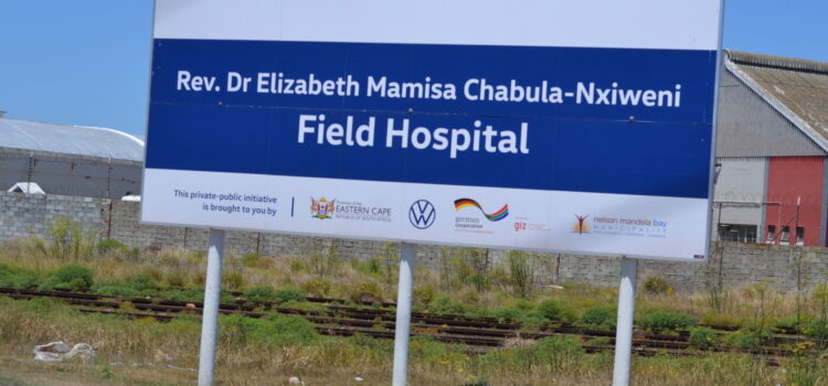 Nehawu: 'Closure of NMB field hospital spells disaster'