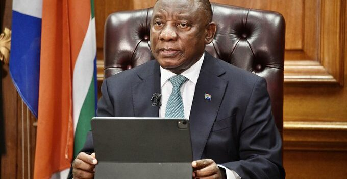 Ramaphosa announces 20 million more vaccines secured, but vaccination is not mandatory