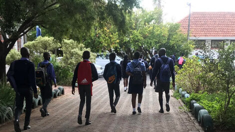 Schools reopen amid pandemic fears