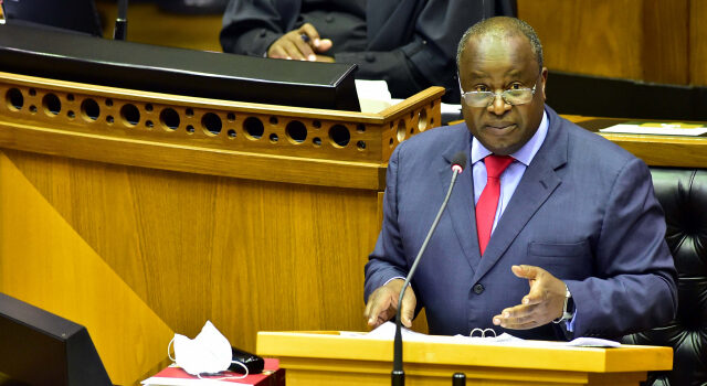 #Budget2021: Government allocates R10bn for vaccines