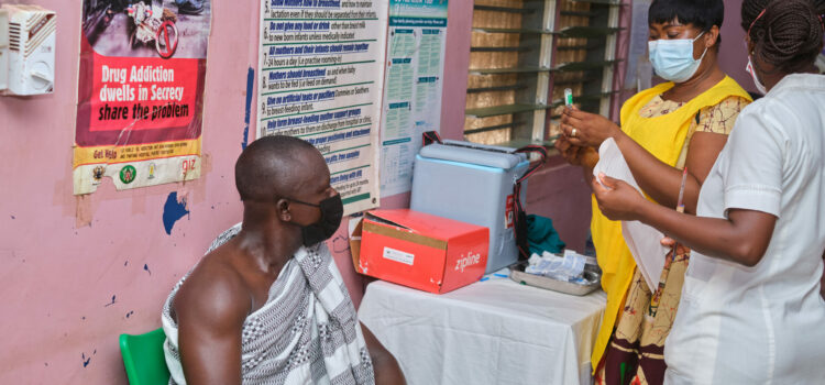 Opinion: With vaccine deliveries to African cities, the race for equity begins