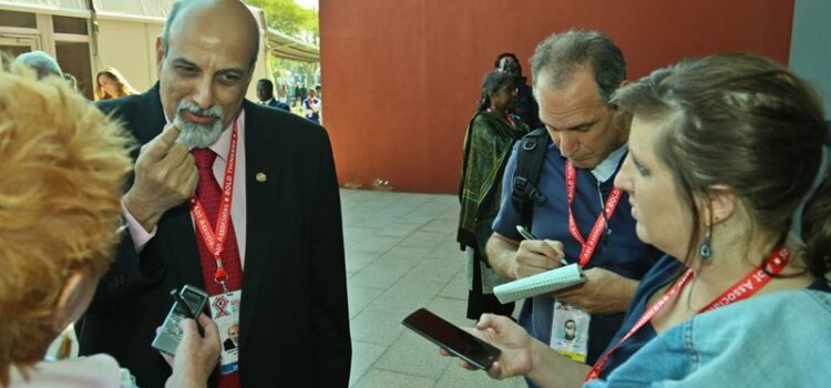 Prof Abdool Karim praises 'new standard of transparency' in vaccine acquisition