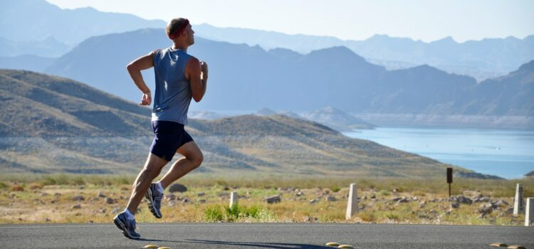 One man's ambitious run for mental health awareness
