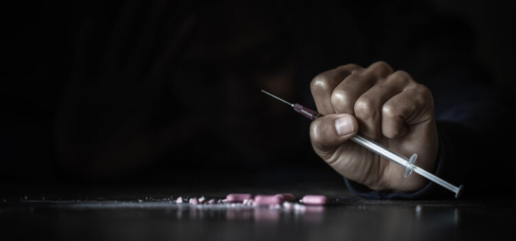 From one drug addict to another: 'I quit and so can you'