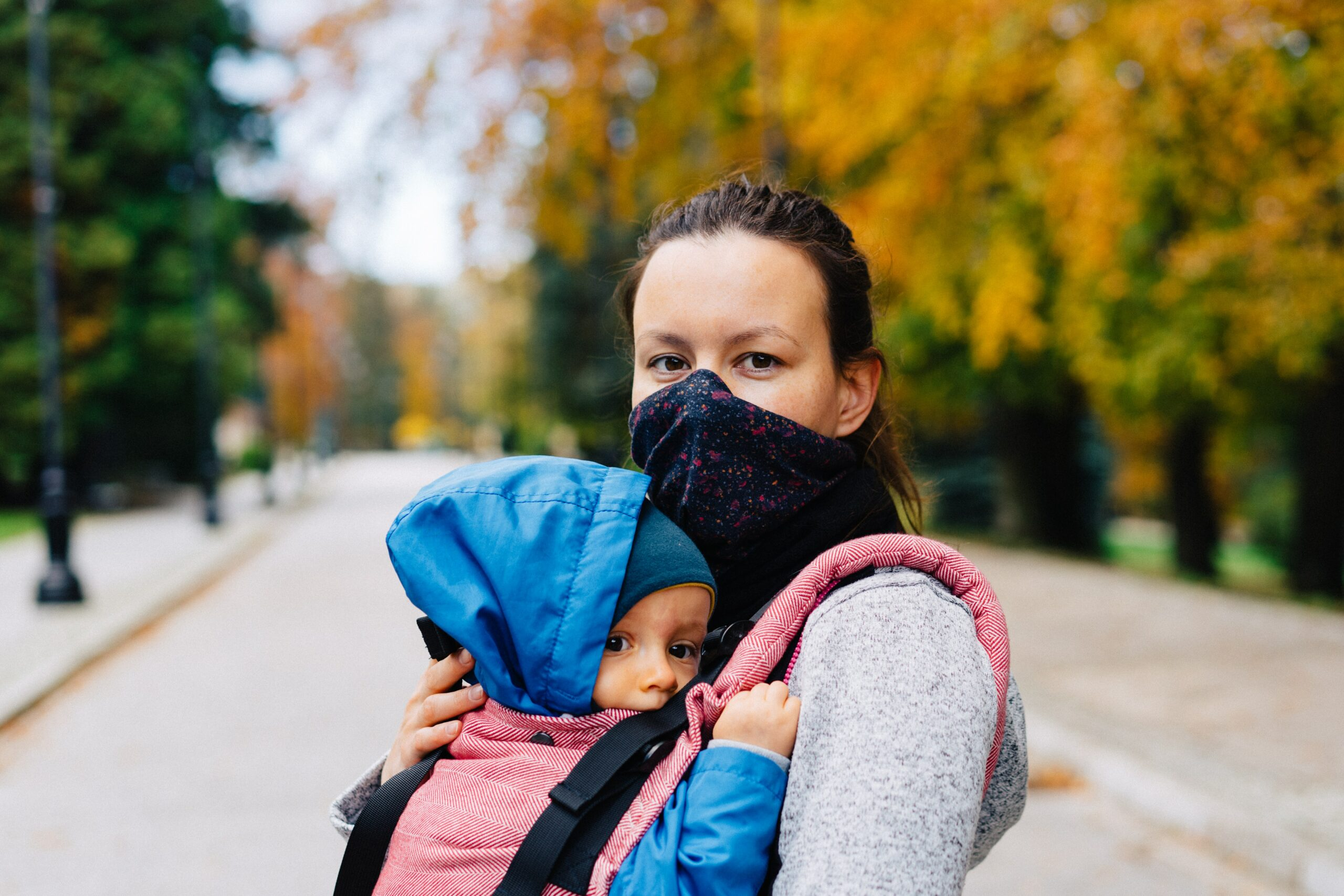 Lockdown has made motherhood even more challenging