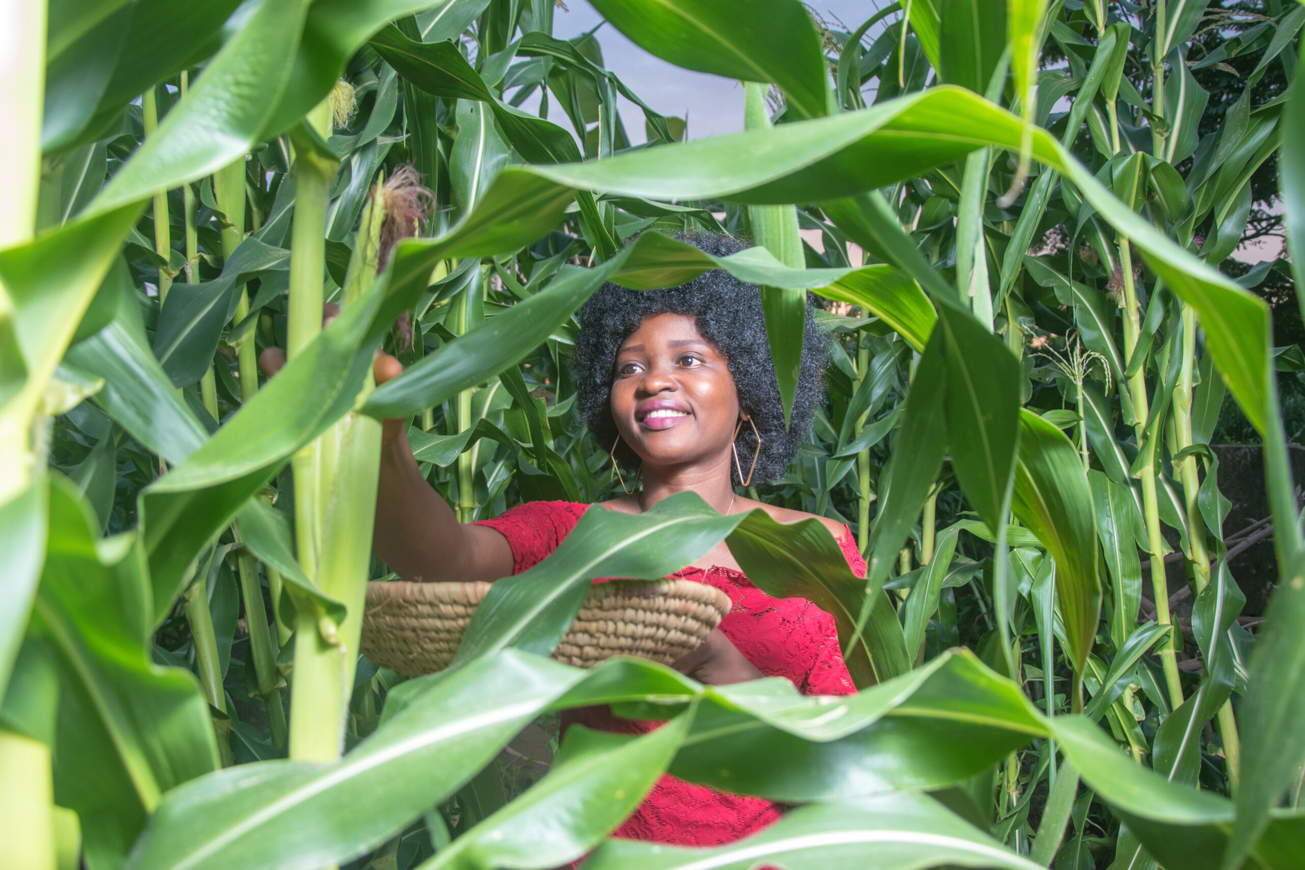 Local mom is farming to turning her passion for farming into opportunity to alleviate poverty and hunger