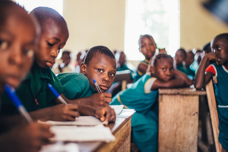Children and nutrition at South African schools