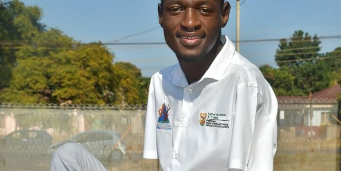 'Differently-Abled Mpho' navigates his way through life unperturbed