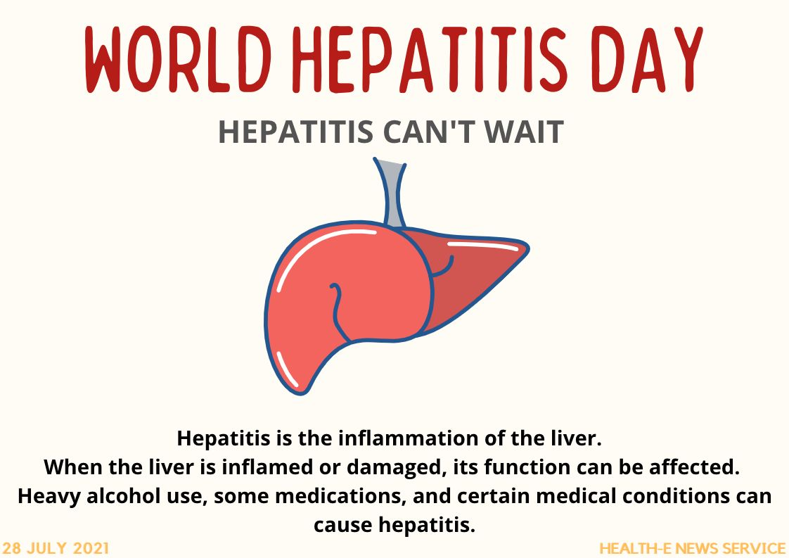 World Hepatitis Day marks the importance of awareness and understanding of viral hepatitis and the diseases that it causes.