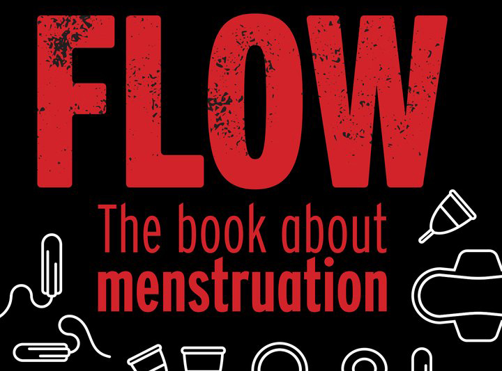 New book tackles often-taboo topic of menstruation.