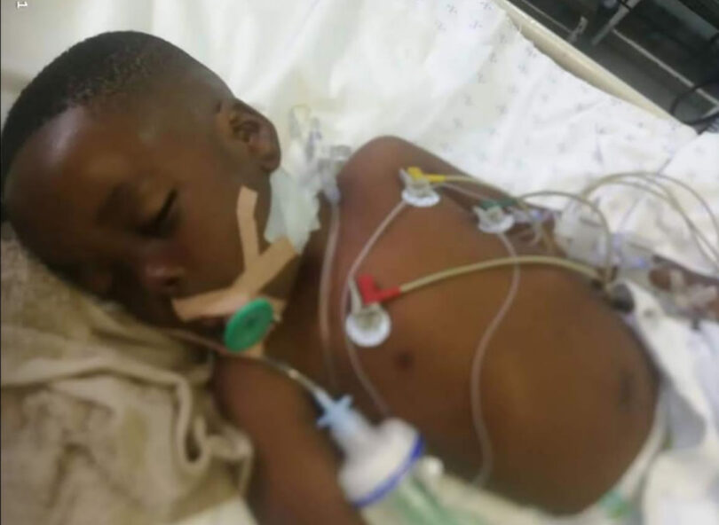 Mom of disabled son who was diagnosed with dyskinetic cerebral palsy, is desperate for help.