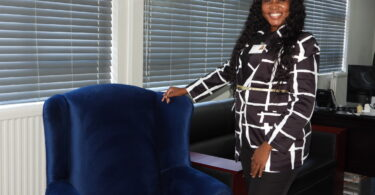 Acting Pholosong Hospital CEO, Dr Nthabiseng Makgana, says women need to make their voices heard.