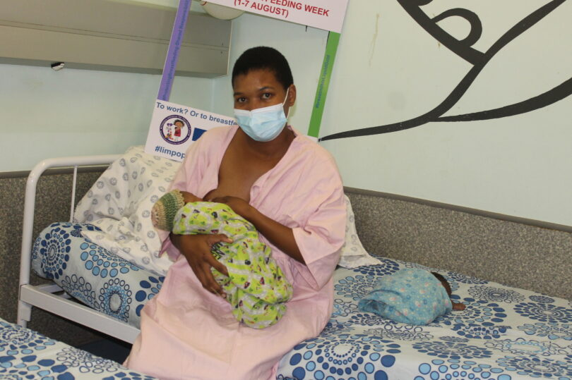 Limpopo mothers support breastmilk donation
