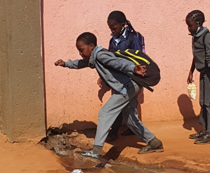 Limpopo residents have accused ANC councillors of ignoring overwhelming sewage problems.