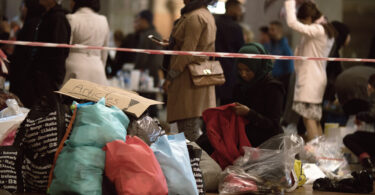 Female migrants From Zimbabwe hope to receive COVID-19 vaccines even though their travel permits have expired.