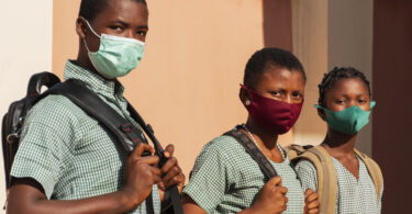 Free State Health MEC, Tate Makgoe, concerned about cluster outbreaks at schools in province.