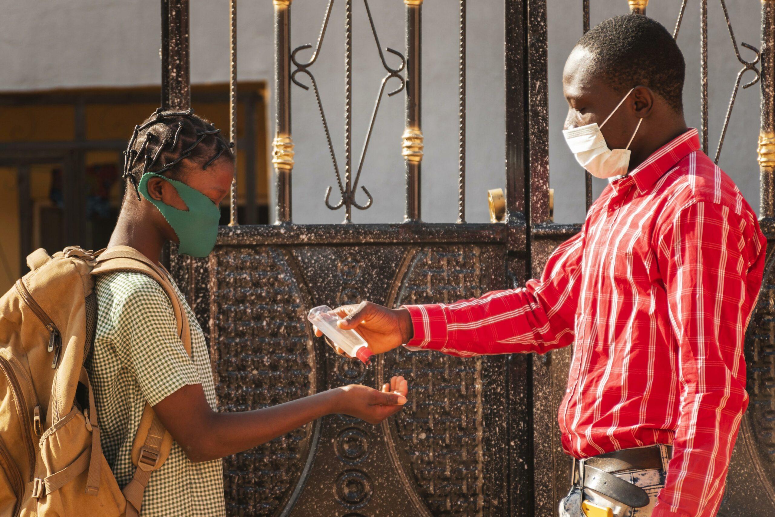 Botshabelo parents say 'no' as all primary school learners return.
