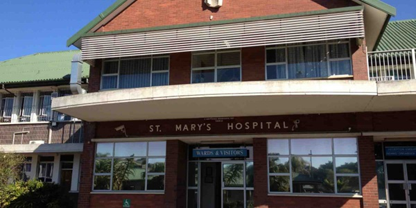 St Mary's Hospital urges patients to resume chronic treatment.