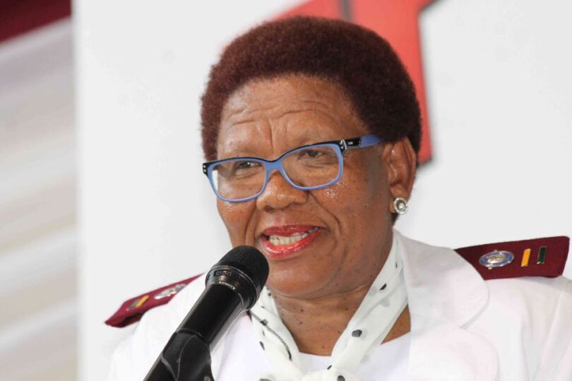 Free State Health MEC Montsheng Tsiu is planning to take the vaccine drive to places were the majority of people are.