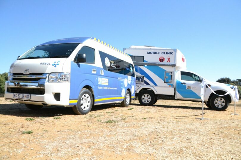 Mobile clinic boost for Botshabelo residents